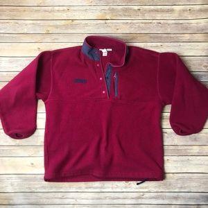 Vintage USA Columbia Fleece Jacket Pullover
